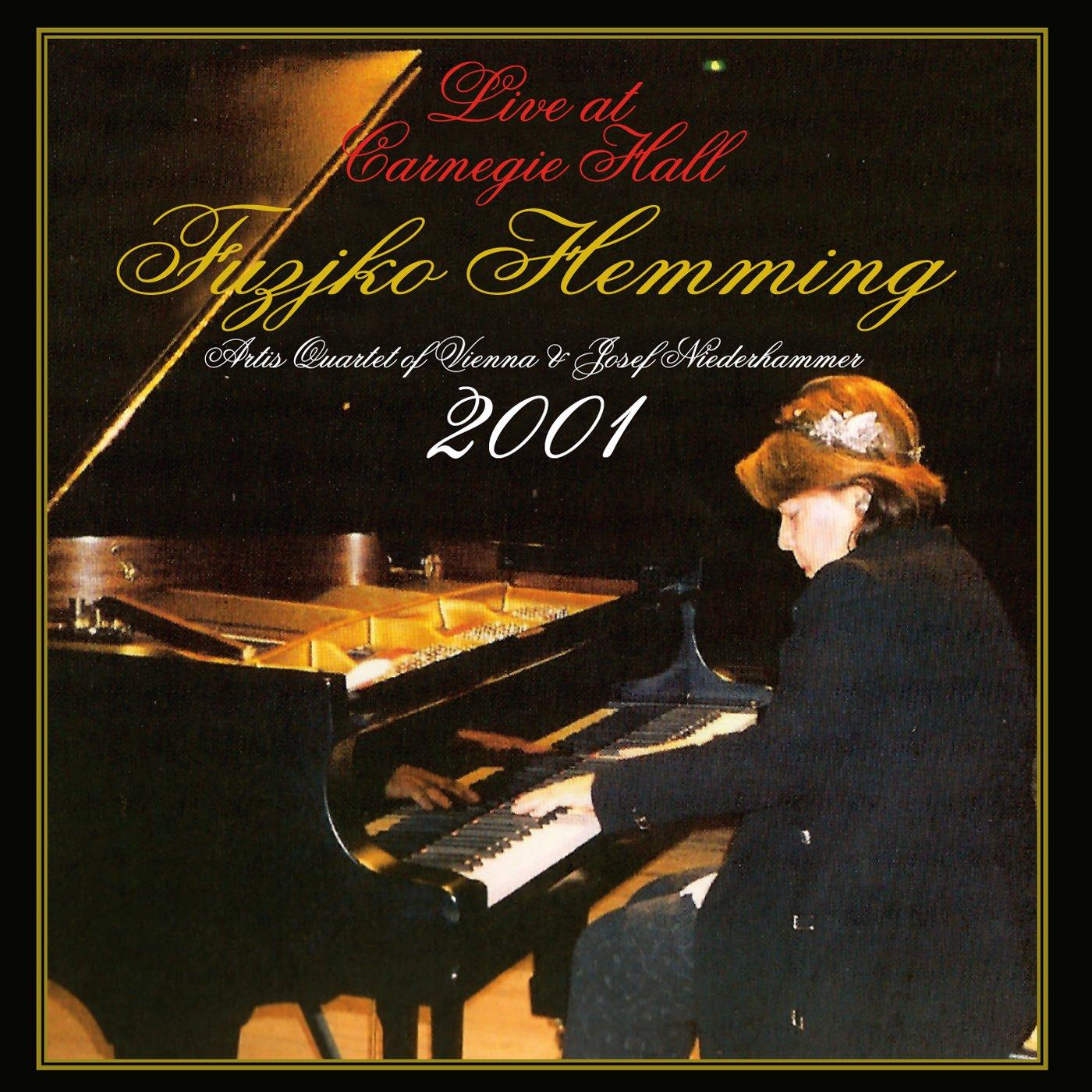 Fujiko Hemming Live at Carnegie Hall by Domo Records