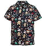 Funky Hawaiian Shirt, Christmas