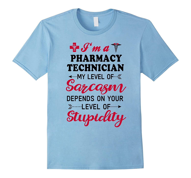 1d96d313 Funny Pharmacy Technician T-Shirt - Pharmacy Student Tees-ANZ ...