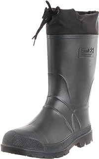Kamik Hunter - Botas de agua, talla: 48, Color Negro