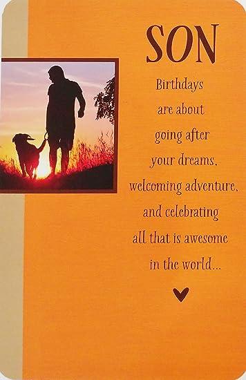 Amazon.com: Cumpleaños son alrededor va tras tus Sueños ...