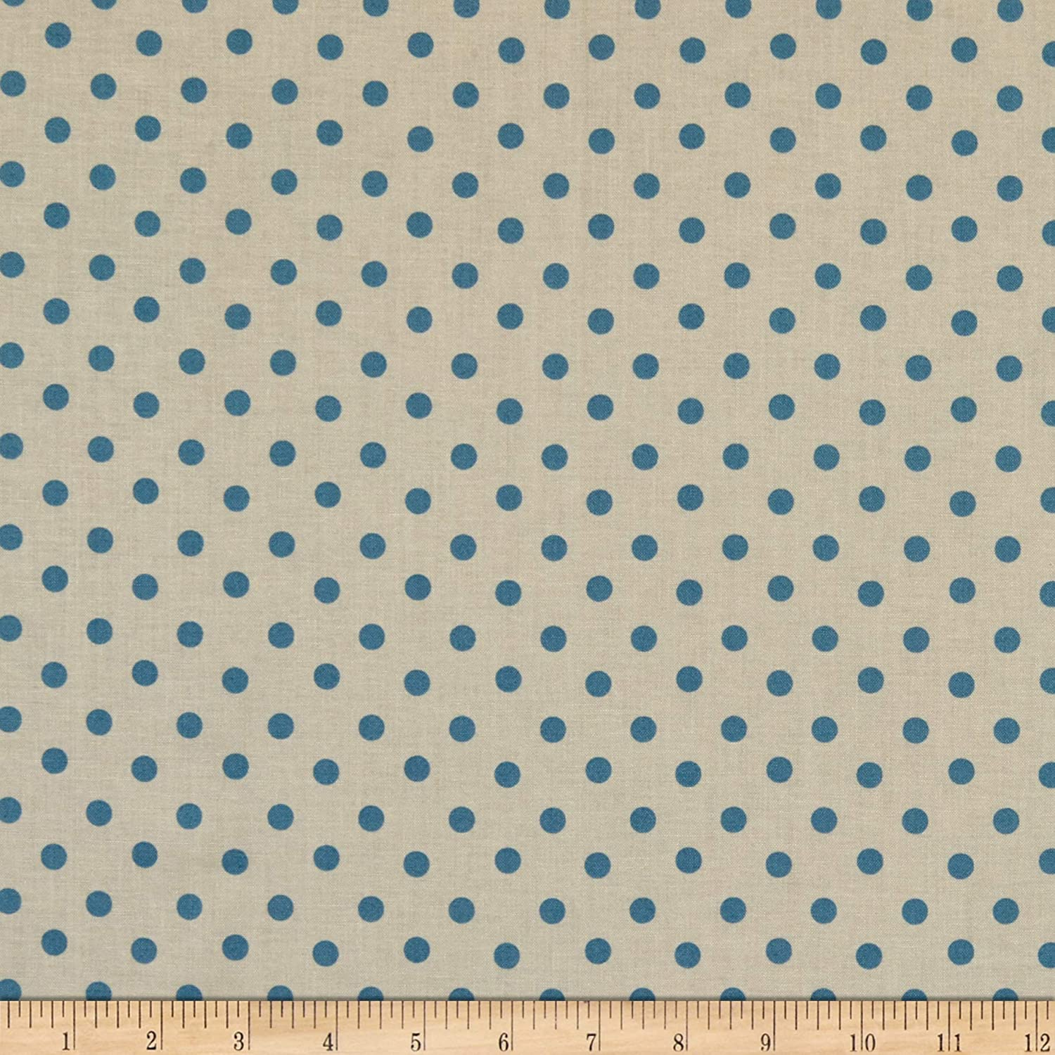 Andover Delfina PearlsIvory Fabric by the Yard