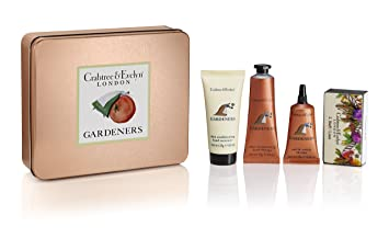 crabtree and evelyn gardeners. Crabtree \u0026 Evelyn Gardeners Hand Care Tin Gift Set And S