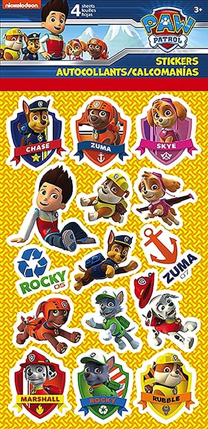 Stickers Paw patrol 15055