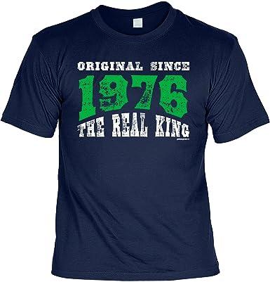 Frauen Geburtstag 43 Jahre Jahrgang 1976 T-Shirt zum 43.Geburtstag für Damen