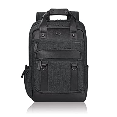 Amazon.com | Solo Crosby 15.6 Inch Laptop Backpack with Padded ...