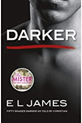 Darker: 'Fifty Shades Darker' as told by Christian Kindle Edition