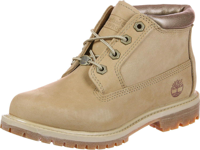 Timberland Nellie Chukka Boots Taupe 7