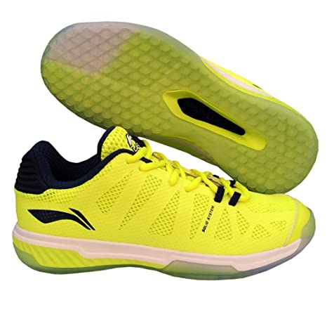 2bce325a689d70 Buy Li-Ning Cloud Non-Marking Professional Badminton Shoes Online at Low  Prices in India - Amazon.in