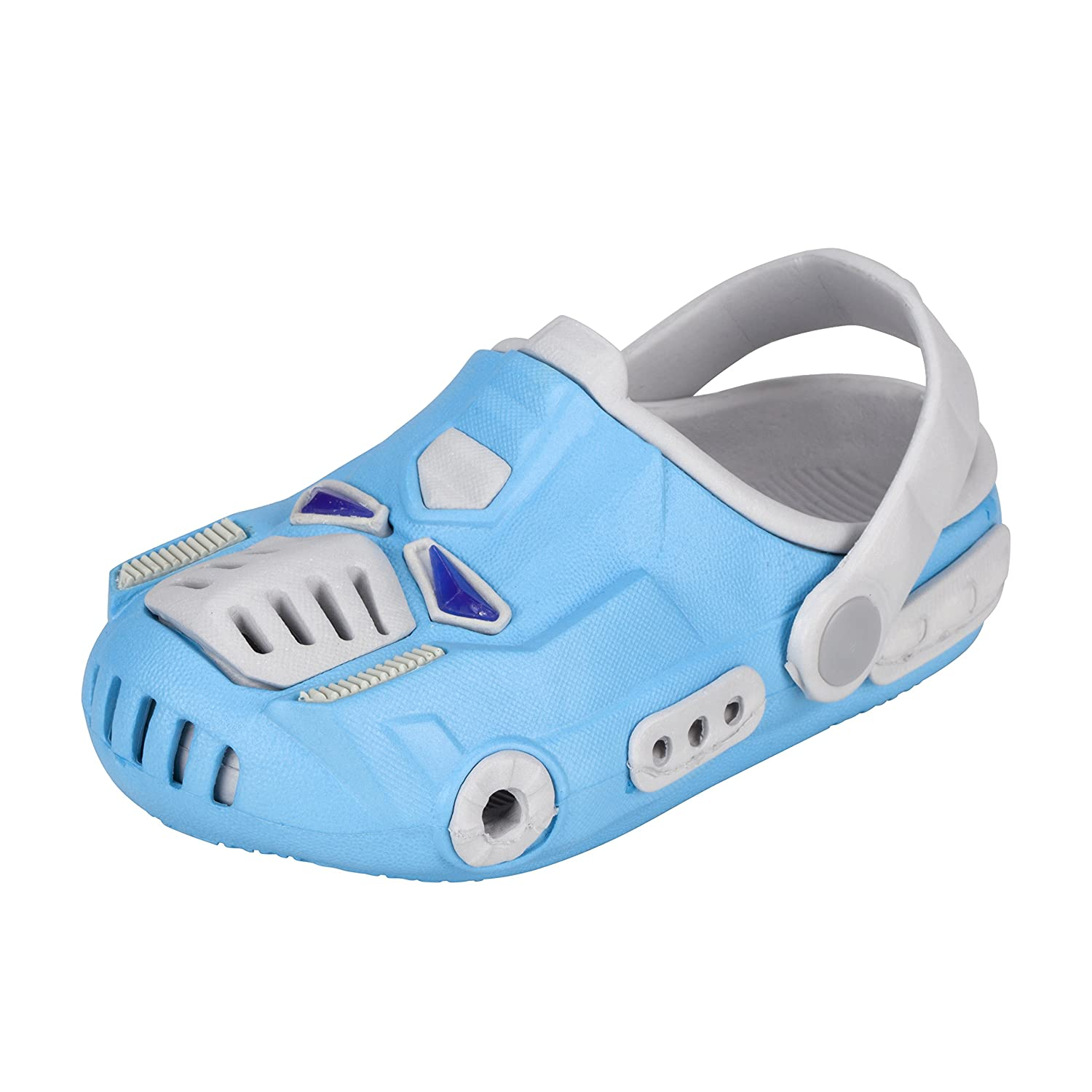 JeGes Caterpillar Kids Clogs - Summer Sandals - Best Quality for Beach, Pool,  Garden Or Home - UK Size 2-11 Or EU Size 18-29: Amazon.co.uk: Shoes & Bags