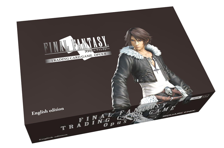 Square Enix SQUFFOP2 - Juego de Cartas Final Fantasy TCG ...