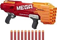 Lança Dardo Nerf Mega Twinshock Hasbro Vermelho
