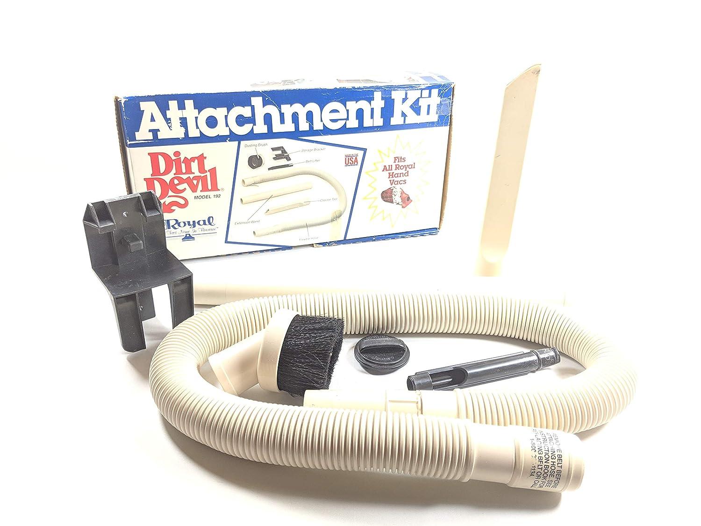 Dirt Devil Model 192 Attachment Kit -- fits all Royal Hand Vacs