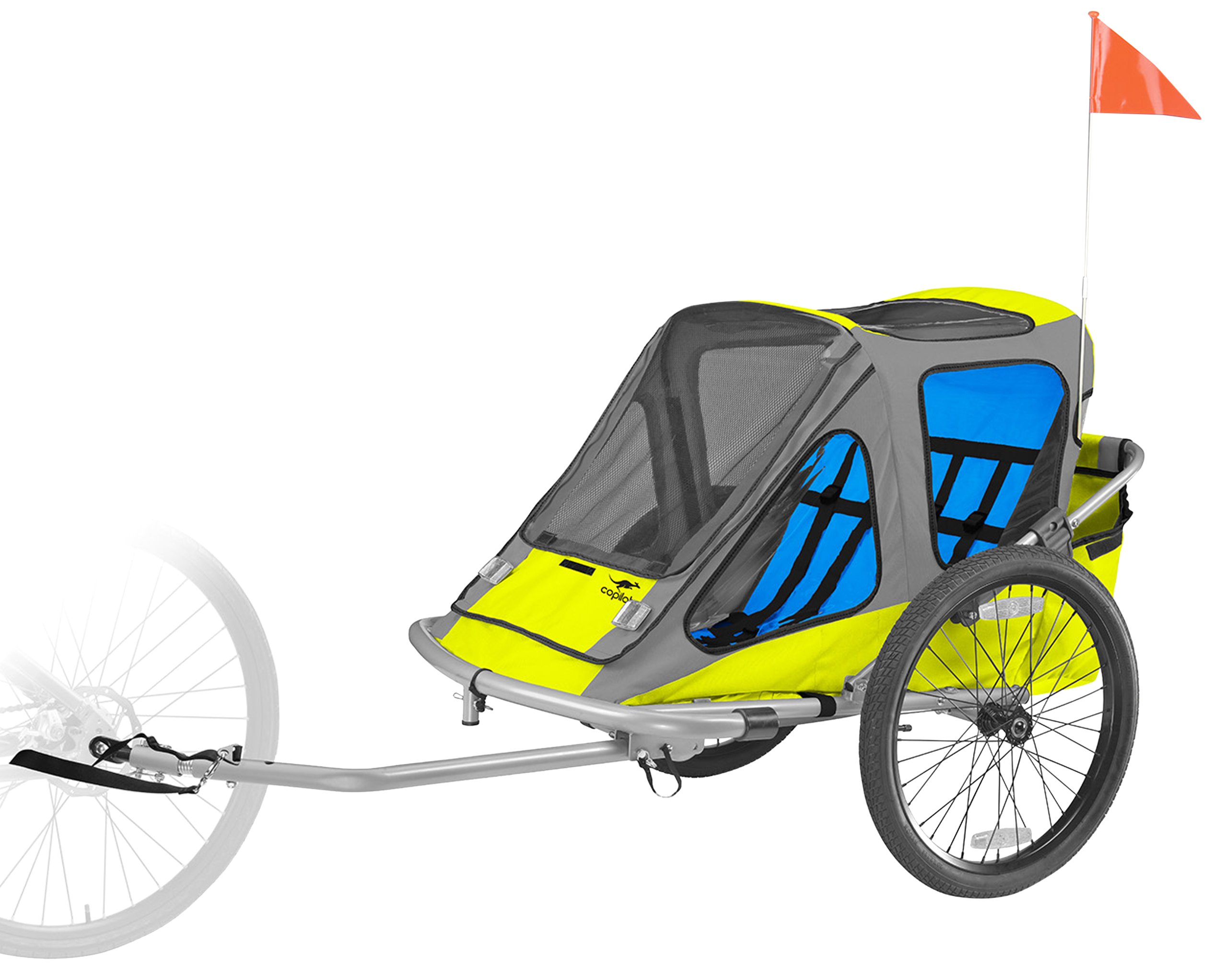 Copilot Bike Trailer Instructions