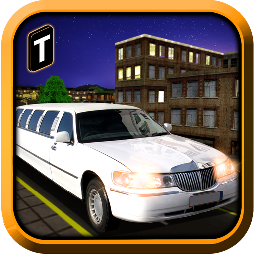 Limo City Driver 3D - Celebrity Taxi