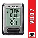 CAT EYE - Velo 7 Bike Computer - Speedometer...
