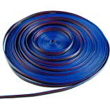 E-accexpert? RGB Extension Cable Line 4 Color 20m for LED Strip RGB 5050 3528 Cord 4pin