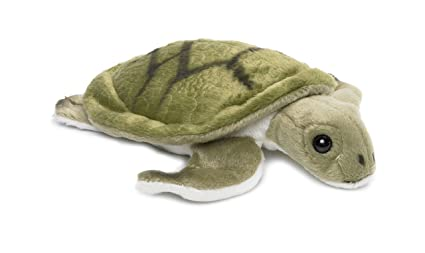 Spiegelburg Coppenrath WWF Kids Soft Toy Polyester Green-White Sea Turtle 15214001