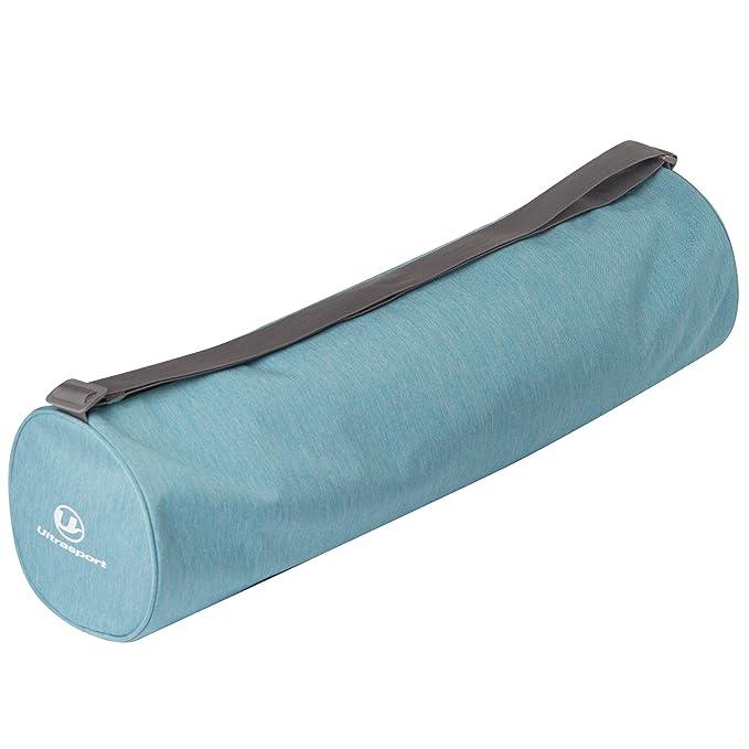 Ultrasport Con Cremallera Extra Larga Bolsa para Esterilla de Yoga Grande, Unisex Adulto
