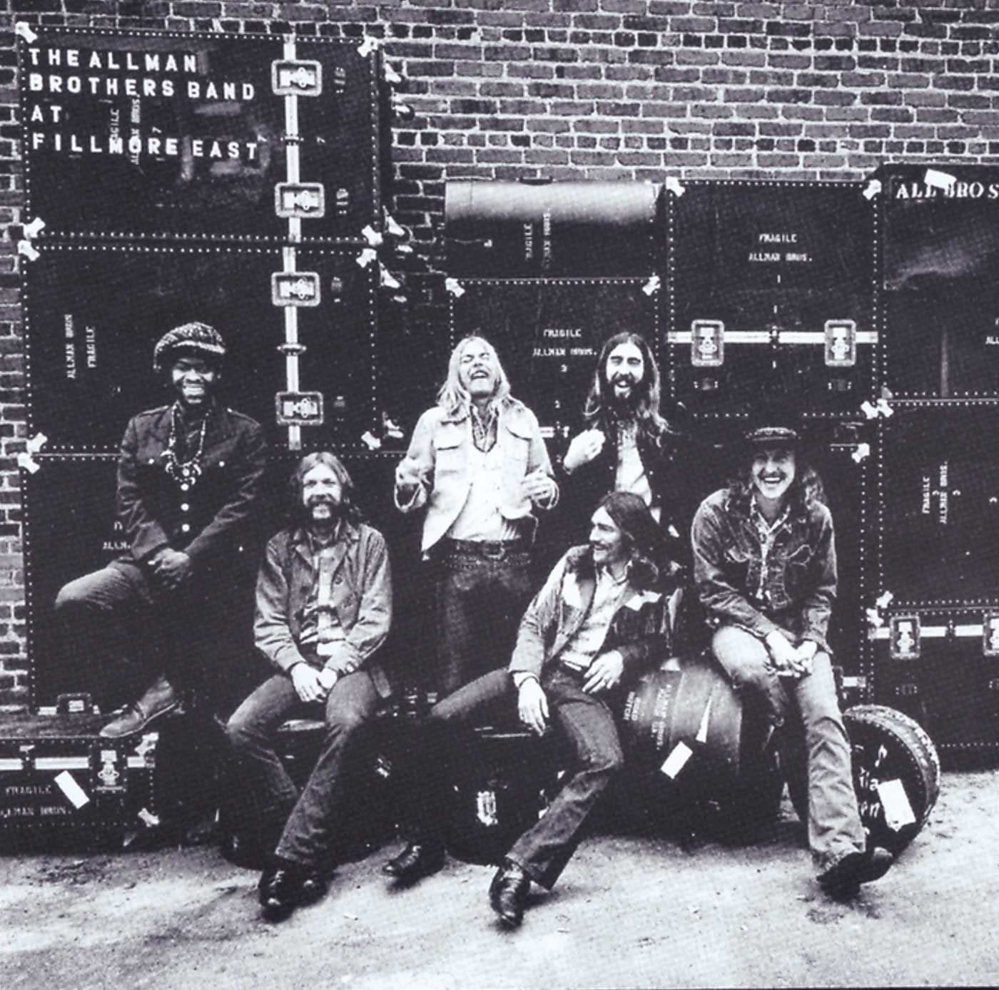 Fillmore East Allman Brothers Amazonit Musica