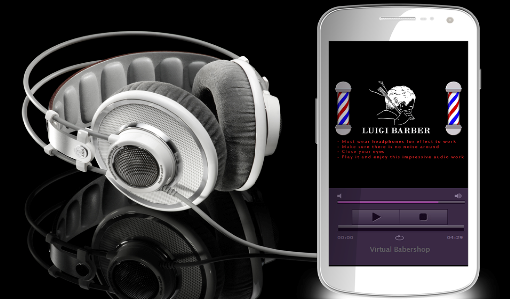 Amazon Virtual Barbershop Hair Cut 3d Appstore For Android