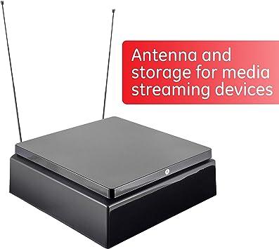 Amazon.com: GE Pro - Antena de televisión para interiores ...