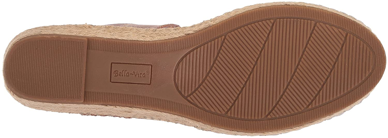 6443293bf0d Amazon.com  Bella Vita Women s Caralynn Espadrille Wedge Sandal  Shoes