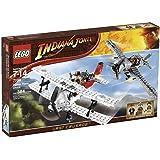 LEGO - 7198 - Jeu de construction - Indiana Jones - Poursuite en avion