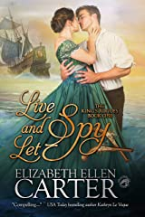 Live and Let Spy (The King's Rogues Book 1) Kindle Edition