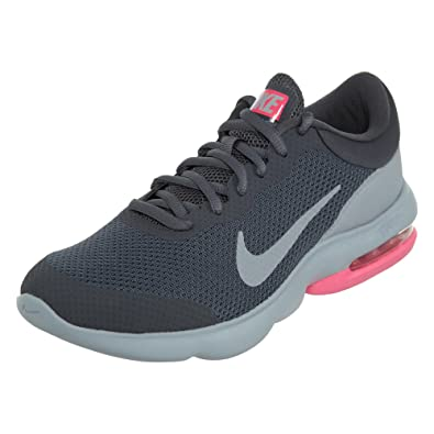 d5eb4845d3 Nike Women's Air Max Advantage Running Shoe Cool Grey/Barely Volt/Wolf Grey  Size