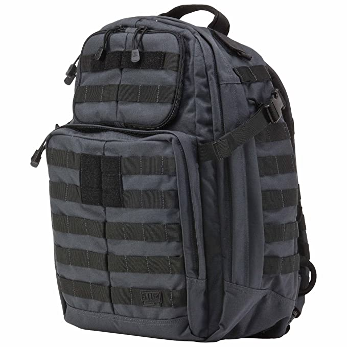 5.11 Tactical RUSH24 Backpack - 58601-026, Doble Tap: Amazon.es: Deportes y aire libre