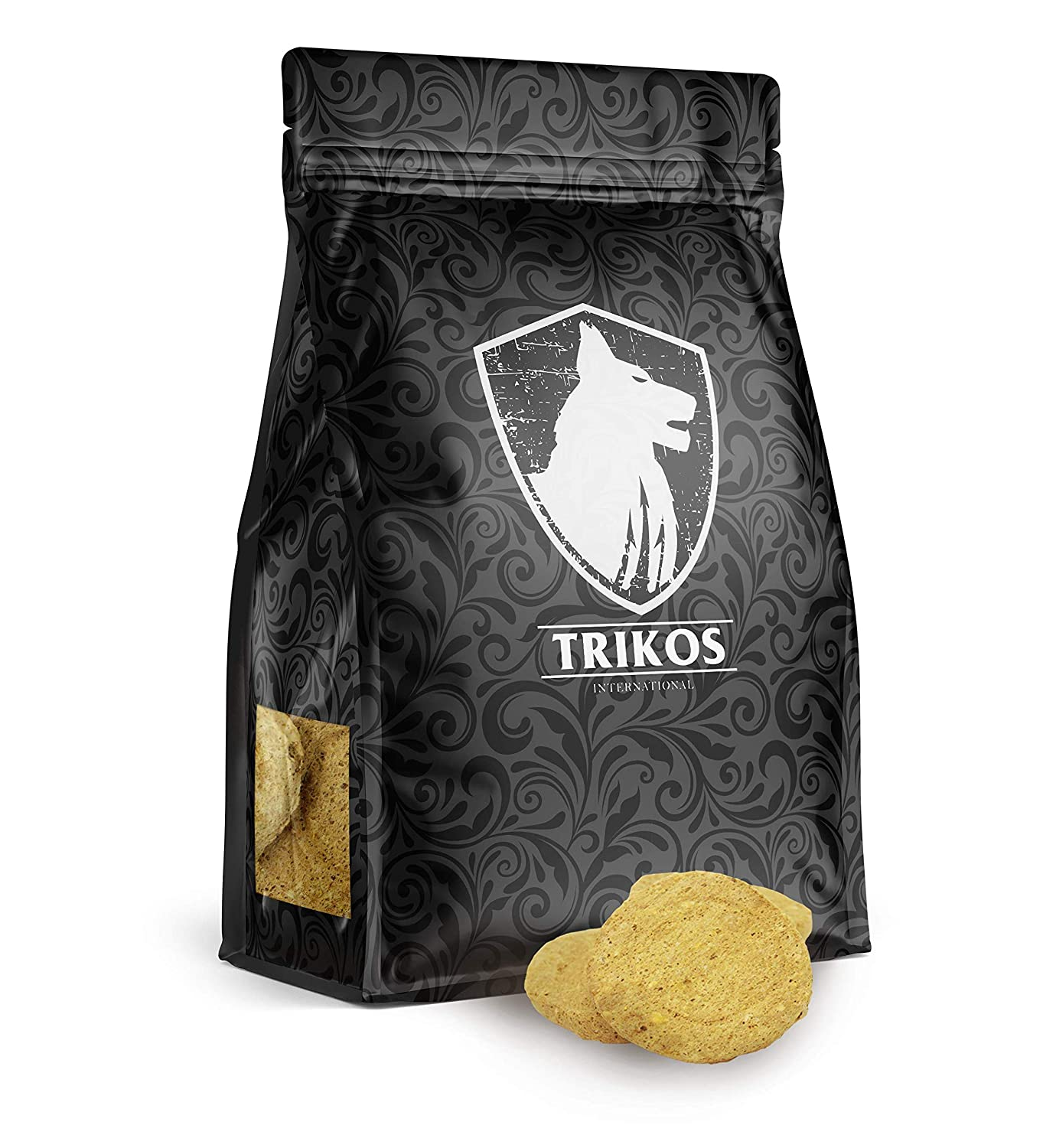 TRIKOS Freeze Dried Premium Dog Food – Patties