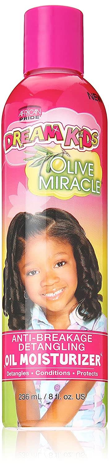 African Pride Dream Kids Olive Miracle Anti Breakage Olio Idratante GT WORLD OF BEAUTY GmbH 472099