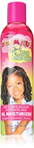African Pride Dream Kids Olive Oil Miracle Oil Lotion 8oz, 8 Oz