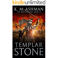 Templar Stone: The Battle of Jacob's Ford (The Brotherhood Book 2)