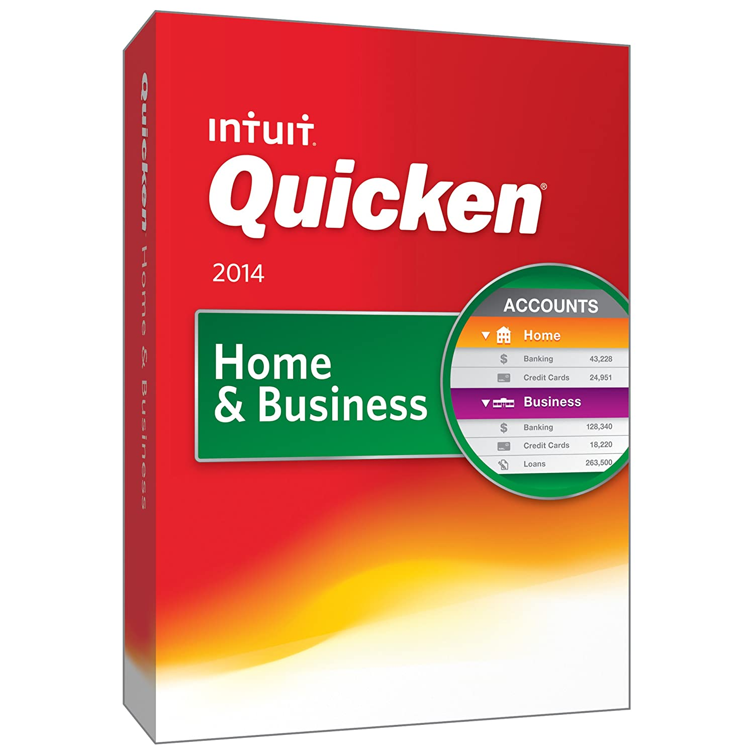 Amazon Quicken Home and Business 2014 [Old Version] Software
