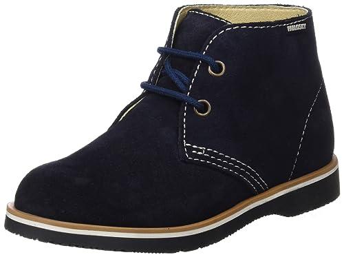 Pablosky 705826, Botines para Niños, (Azul), 35 EU: Amazon.es: Zapatos y complementos