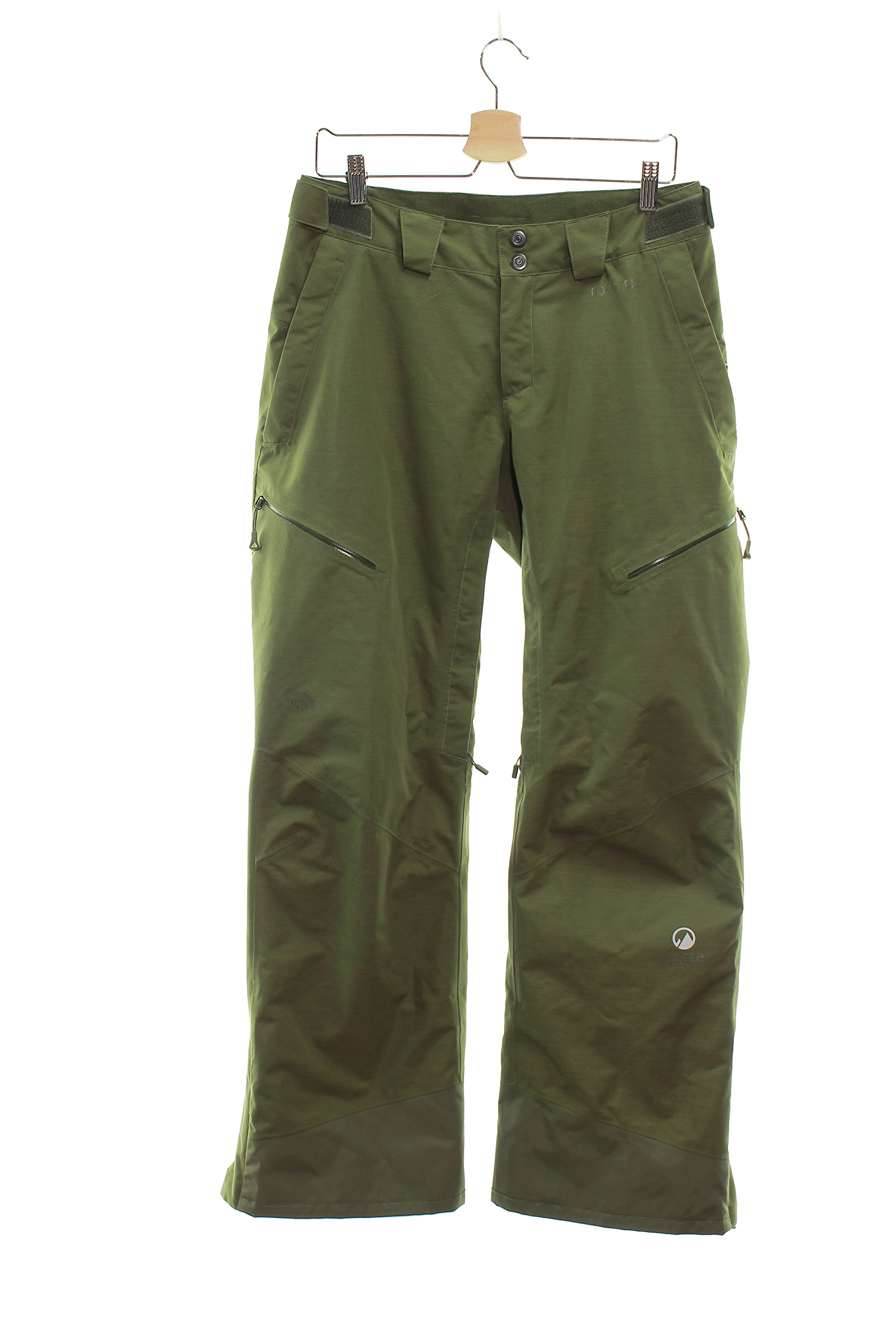 Women's The North Face NFZ Insulated Snow Pants Medium Grape Leaf