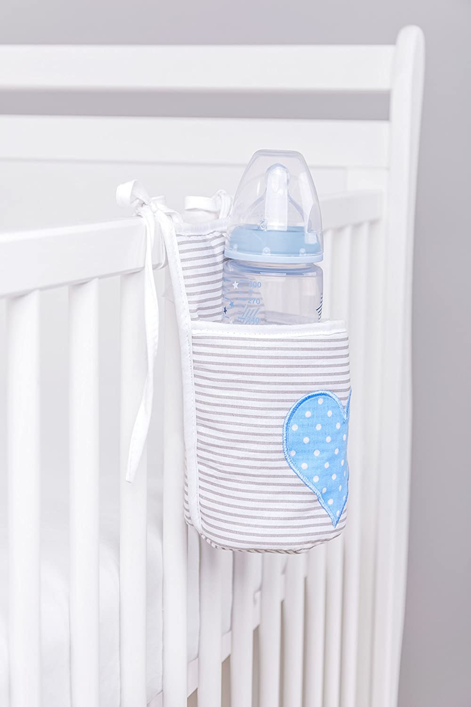 Amilian Tasche f/ür die Flasche Baby Babyflasche Verpackung Flaschenbox S06