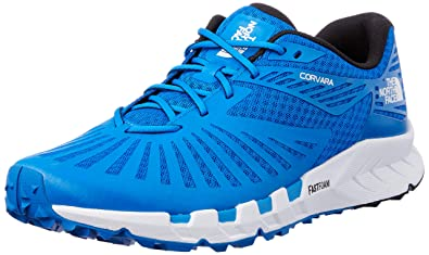 0fd872ef8 The North Face Men's Corvara Trail Running Shoes, Bomber Blue/TNF ...