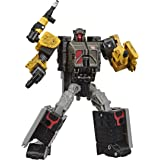 Transformers Toys Generations War for Cybertron: Earthrise Deluxe WFC-E8 Ironworks Modulator Figure - Kids Ages 8 and Up, 5.5-inch