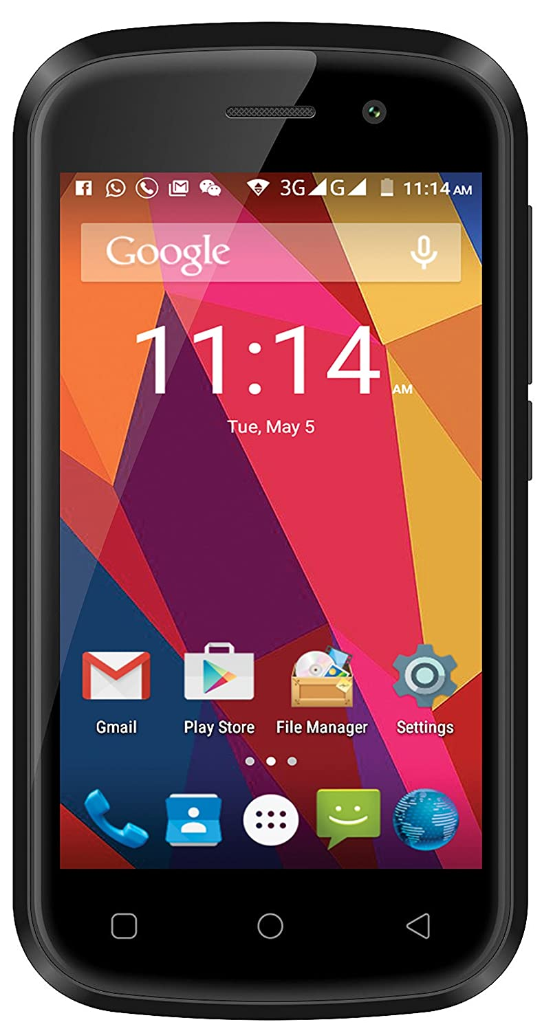 M Tech ACE 4G Smartphone (Black): Amazon in: Electronics
