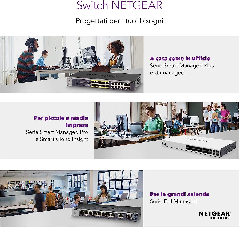 1x NUOVA Ventola per Netgear JGS516PE JGS524PE basso rumore migliore per rete domestica!