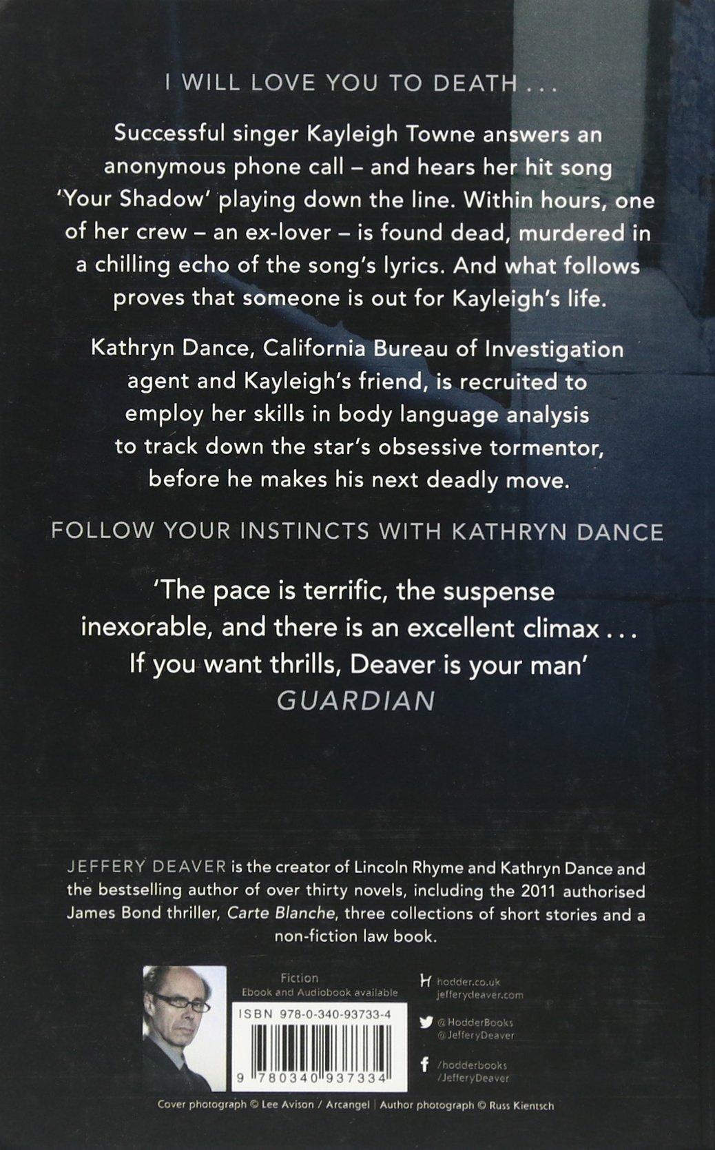 XO: A Kathryn Dance Thriller (Kathryn Dance thrillers): Amazon.co.uk:  Jeffery Deaver: 9780340937334: Books