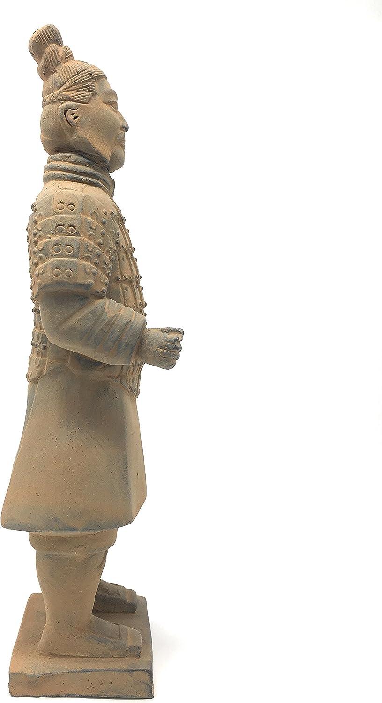 Wonderful China Xian Terra Cotta Warrior Statue Amazon Ca Home Kitchen