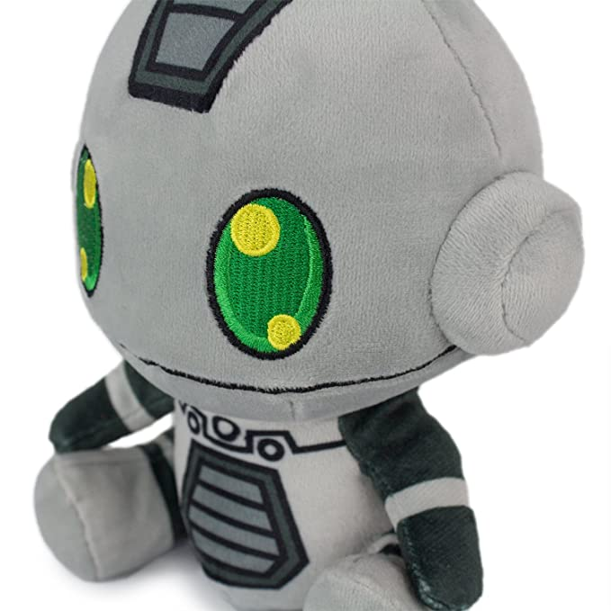 Amazon.com: Stubbins Ratchet & Clank Plush Figure Clank 20 cm Peluches: Sports & Outdoors