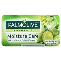 Palmolive Naturals Bar Soap Aloe & Olive, 90 g, Pack of 4