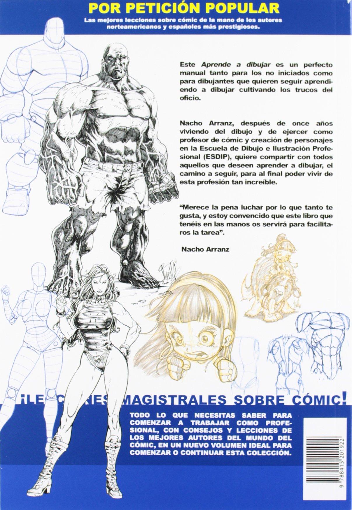 Aprende a dibujar cómic: Diseño de personajes: Amazon.es: Nacho ...