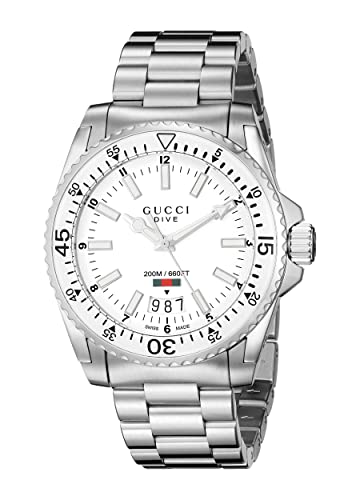 434066683d8 Gucci Dive YA136302  Amazon.co.uk  Watches