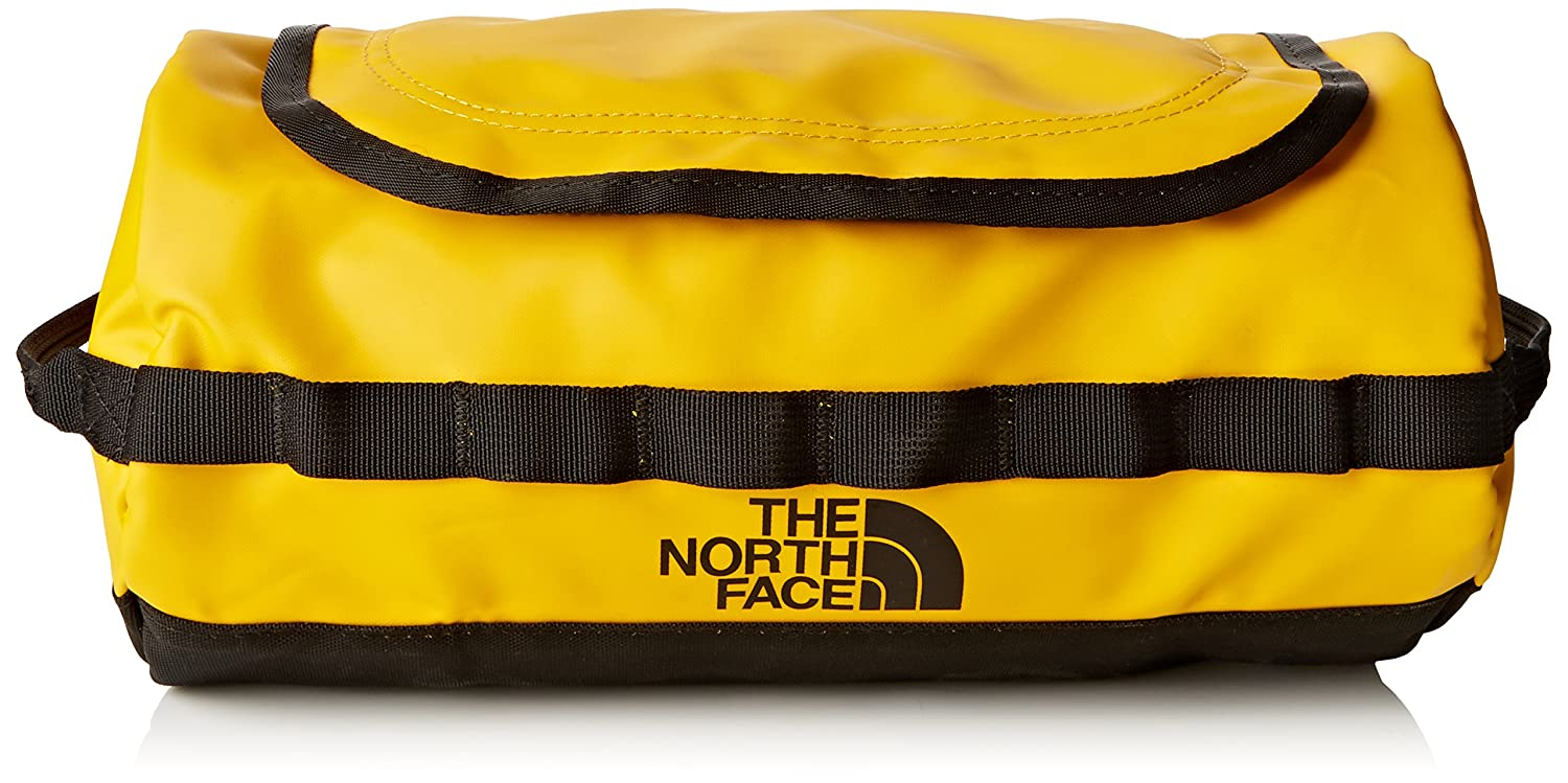 The North Face Equipment TNF Bolso Base Camp Travel Canister Large, Unisex adulto, Summit Gold/TNF Black, Talla única T0A6SRZU3. OS